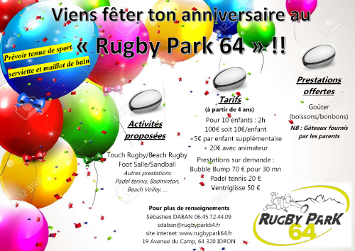 RUGBYPARK64